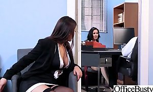 (abby lee brazil & valentina nappi) BBC slut with round large love bubbles in hard style sex in office clip-01