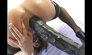 Big 10-Pounder in ass large aperture hardcore squirt