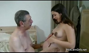 Grandpa can not live out of me preggy - hotcamgirlz.net