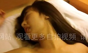 Cute chinese college BBC doxy fucked at hotel! greater quantity...