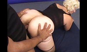 Mature large anal