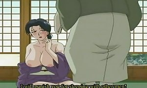 Hentai sister implores brother to cum inside her love tunnel