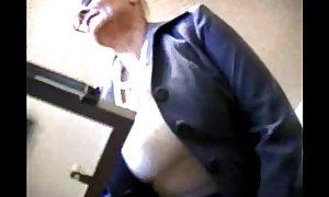 Zoe zane's up-skirt teacher angora sexy sweater
