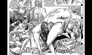 Bizarre raunchy erotic fetish story
