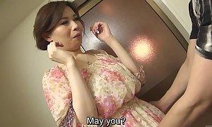 Uncensored voluptuous japanese yuko iijima stri...