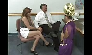 Couple receives blackmailed by a midget - that babe has t...