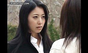 Asian legal age teenager lesbian schoolgirls duet action
