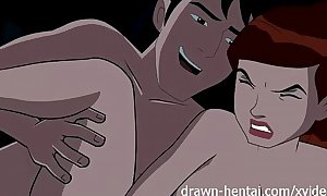 Ben 10 anime - kevin lascivious again