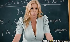 Brazzer xxx video - large mambos at school - college fantasies scene starring alexis fawx bailey brooke & danny
