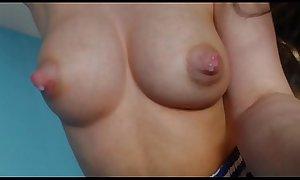 Tits full of fat sweet milk