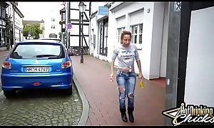 Alysia drunk slut