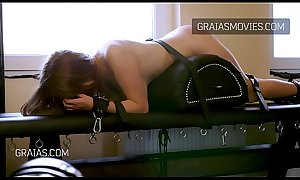 Crying slut abused and dominated