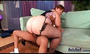 Huge ladies need huge cock - part 5