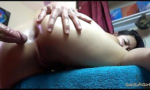 friends younger SISTER let me ANAL creampie her!